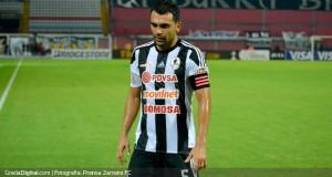 Luis Vargas extendió su permanencia en el Zamora