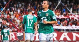 Marlon Fernández se marcha cedido al fútbol colombiano