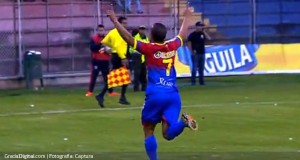 VIDEO | Marlon Fernández se estrena como goleador en Colombia