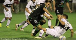 VIDEO | Michael Covea debutó en la Primera División argentina