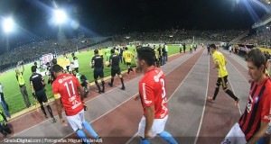 CONMEBOL multa al Deportivo Táchira