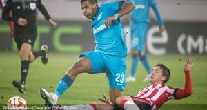 VIDEO +FOTOS   Así fue el doblete de Salomón Rondón en la Europa League