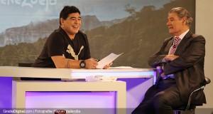 FVF aclara que no ofreció a Maradona dirigir la Vinotinto