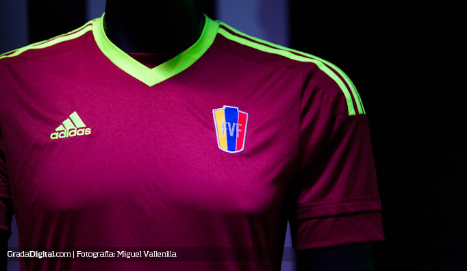 adidas futbol venezuela