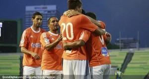 Deportivo La Guaira golea a Llaneros