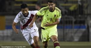 Venezuela en busca de los cuartos de final frente a Perú