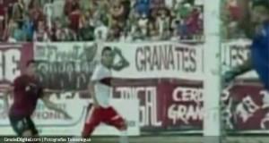 +VIDEOS | Golazo de Víctor Sifontes comandó el triunfo del Caracas sobre Carabobo