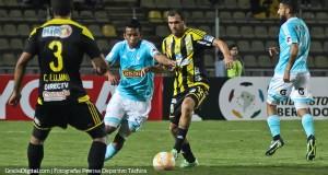 Táchira quedó sin opciones en la Libertadores