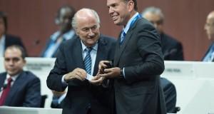 Presidente Conmebol «en paz» con la investigación por corrupción en la FIFA