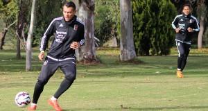 +VIDEO/FOTOS | La Selección Vinotinto ya trabaja en Mendoza