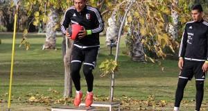 Seijas se incorpora a los entrenamientos en Mendoza