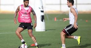 AUDIO | Vargas: «Me siento con muchas ganas y actitud»