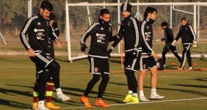 +FOTOS | La Vinotinto continúa su preparación para la Copa América