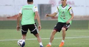 """Wilker Ángel: """"Espero retribuir la confianza en cada entrenamiento"""""""