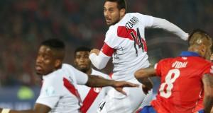 Pizarro se somete a una resonancia y Gareca prácticamente lo descarta