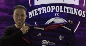 """Andrés """"Rouga"""" defenderá la camiseta violeta"""
