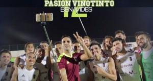 VIDEO | ¡Vacílate el nuevo tema de Benavides dedicado a La Vinotinto!