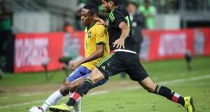 Brasil derrota a México sin problemas
