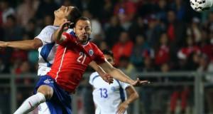 Chile derrota a El Salvador en el último test antes de la Copa América