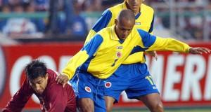 Venezuela nunca ganó a Colombia en la Copa América