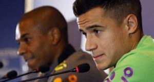 +VIDEOS | Coutinho: «Todos estamos preparados para reemplazar a Neymar»