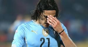 Edinson Cavani baja en partidos con Bolivia y Colombia por expulsión en Copa América