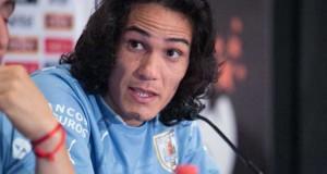 Cavani: «Uruguay nunca llega como favorito»