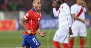 Chile se impuso en casa y consiguió un puesto en la final