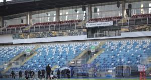 FOTOS | La Vinotinto reconoció el estadio donde comienza su historia en la CA2015