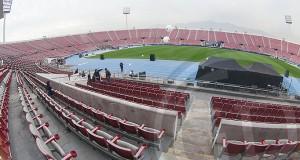 Sanción de FIFA deja a Chile sin su fortín para recibir a Venezuela