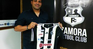 Francesco Stifano llega al Zamora FC