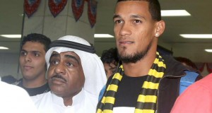 +VIDEO/FOTOS | Gelmin Rivas recibido como un rey en Arabia Saudita