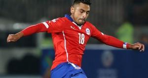 Jara se pierde el resto de la Copa América por ataque con dedo a Cavani
