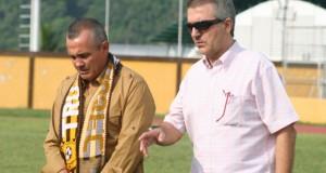 Basilio Álvarez: «Estamos haciendo lo necesario para tener un equipo competitivo»