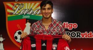 Jacobo Kouffaty estampó su firma con el Deportivo Lara