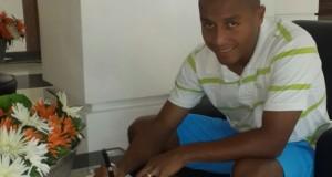 Járol Herrera firmó con el Aragua
