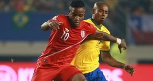 Perú empezó a preparar partido ante Venezuela con Farfán y Vargas tocados