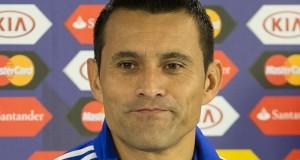 Justo Villar desearía repetir un triunfo en los penaltis contra Brasil