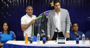 Luis Vera fue presentado oficialmente como técnico de Mineros