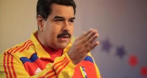 Nicolás Maduro felicita a Chile campeón y a la Argentina subcampeona