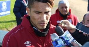 Paolo Guerrero: «Jugamos contra Brasil, no contra Neymar»