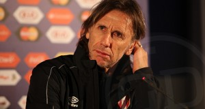 Gareca espera sacar provecho de la presión que pesa sobre Chile