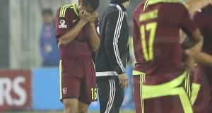 Venezuela le dice adiós a la Copa América