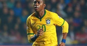 Robinho: «Con todo el respeto, Paraguay no es una de las mejores selecciones»