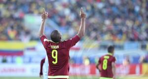 FOTOS | Mira los mejores momentos del triunfo Vinotinto ante Colombia