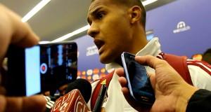VIDEO | Salomón Rondón: «Fuimos consecuentes, merecíamos la victoria»