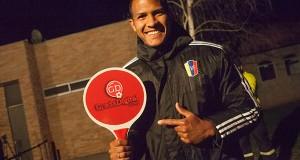 +VIDEO | Salomón Rondón: «No tememos a nada»