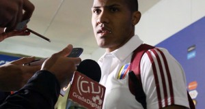 VIDEO   Rondón: «Van a tener que sudar sangre»