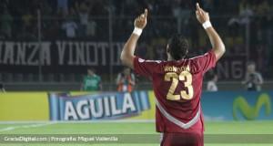 Ospina, Falcao y James se citan 810 días después con sus verdugos Rondón y Arango