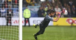 FOTOS | Así fue el vibrante encuentro entre Argentina y Colombia